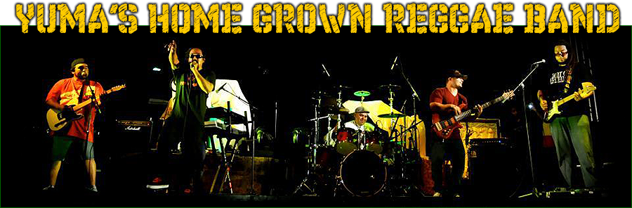UPROOT Reggae Band Will Smith